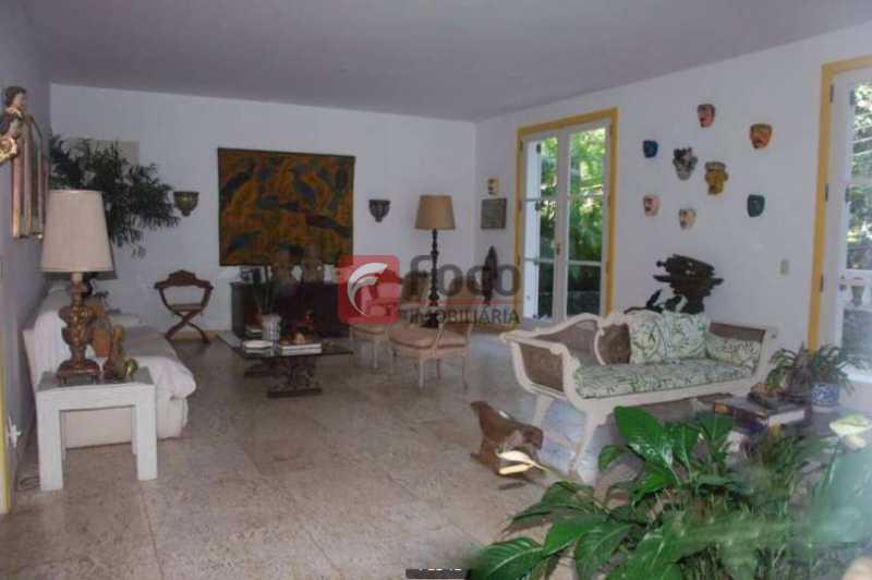 18 - Casa à venda Rua Lópes Quintas,Jardim Botânico, Rio de Janeiro - R$ 5.500.000 - JBCA50028 - 19