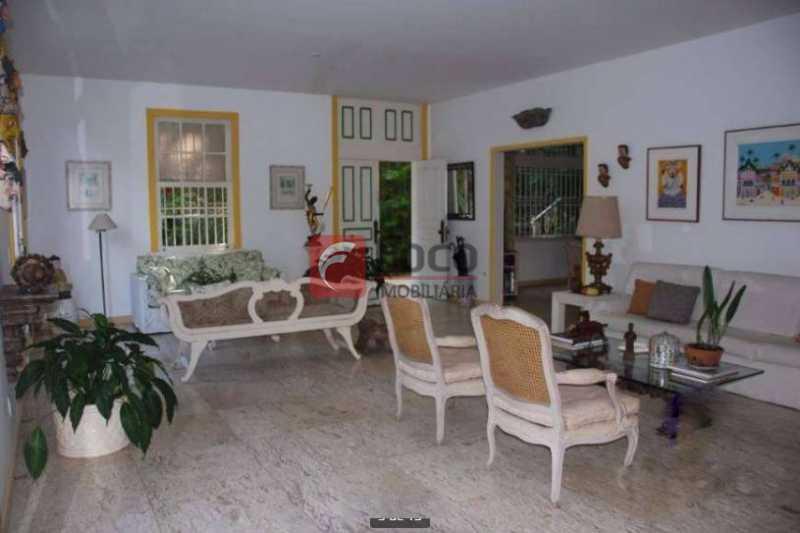 19 - Casa à venda Rua Lópes Quintas,Jardim Botânico, Rio de Janeiro - R$ 5.500.000 - JBCA50028 - 20