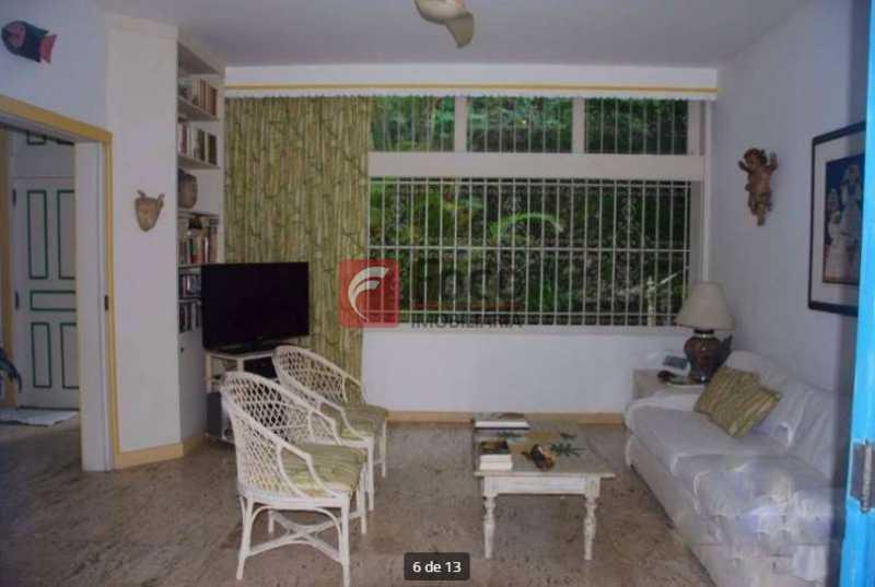 20 - Casa à venda Rua Lópes Quintas,Jardim Botânico, Rio de Janeiro - R$ 5.500.000 - JBCA50028 - 21
