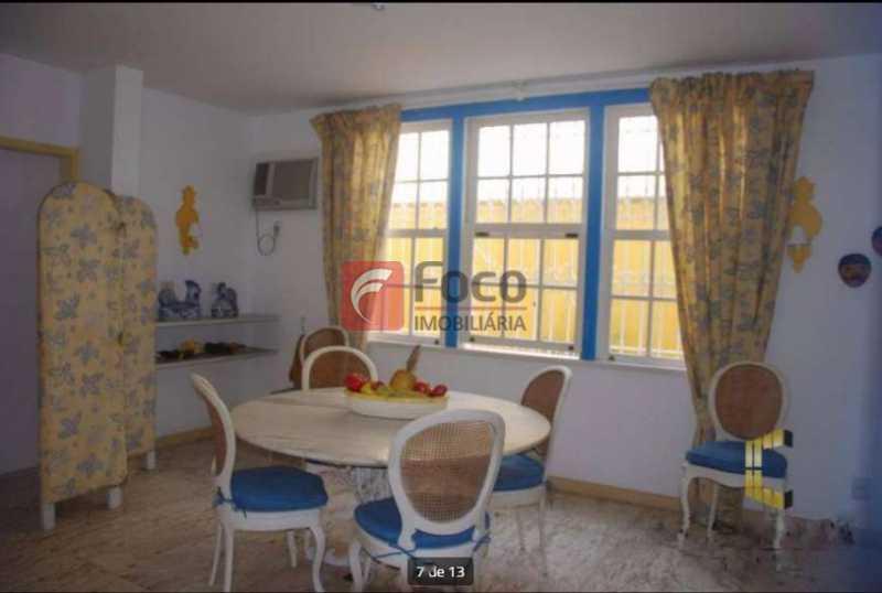 21 - Casa à venda Rua Lópes Quintas,Jardim Botânico, Rio de Janeiro - R$ 5.500.000 - JBCA50028 - 22