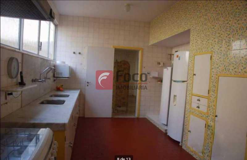 22 - Casa à venda Rua Lópes Quintas,Jardim Botânico, Rio de Janeiro - R$ 5.500.000 - JBCA50028 - 23