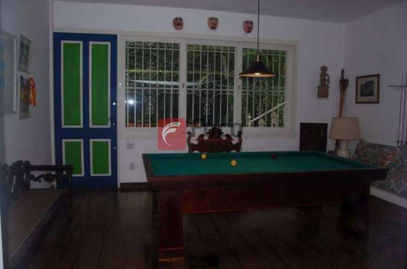 23 - Casa à venda Rua Lópes Quintas,Jardim Botânico, Rio de Janeiro - R$ 5.500.000 - JBCA50028 - 24