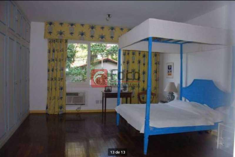 27 - Casa à venda Rua Lópes Quintas,Jardim Botânico, Rio de Janeiro - R$ 5.500.000 - JBCA50028 - 28