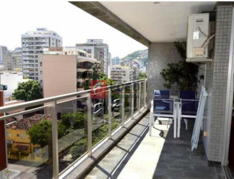 7 - Cobertura À Venda - Jardim Botânico - Rio de Janeiro - RJ - JBCO40070 - 3