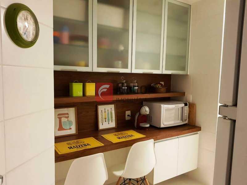 COZINHA - Apartamento à venda Rua Macedo Sobrinho,Humaitá, Rio de Janeiro - R$ 1.850.000 - FLAP32137 - 18