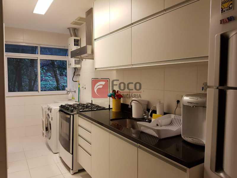 COZINHA - Apartamento à venda Rua Macedo Sobrinho,Humaitá, Rio de Janeiro - R$ 1.850.000 - FLAP32137 - 17