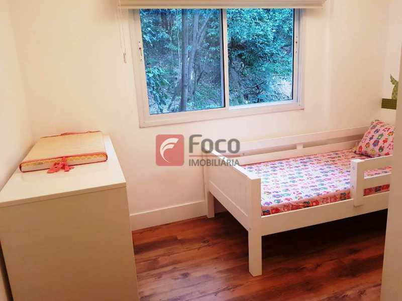 QUARTO 3 - Apartamento à venda Rua Macedo Sobrinho,Humaitá, Rio de Janeiro - R$ 1.850.000 - FLAP32137 - 13