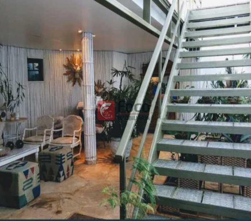 ef3185f7-de03-4ee8-95e3-33a882 - Casa à venda Rua Engenheiro Pena Chaves,Jardim Botânico, Rio de Janeiro - R$ 5.500.000 - JBCA40062 - 5