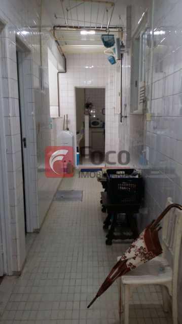 ÁREA SERVIÇO - Apartamento à venda Rua Prudente de Morais,Ipanema, Rio de Janeiro - R$ 2.650.000 - FLAP40516 - 18