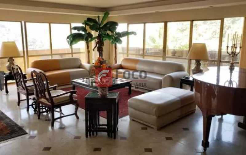 1 - Casa em Condomínio à venda Rua Caio Mário,Gávea, Rio de Janeiro - R$ 6.950.000 - JBCN60001 - 3