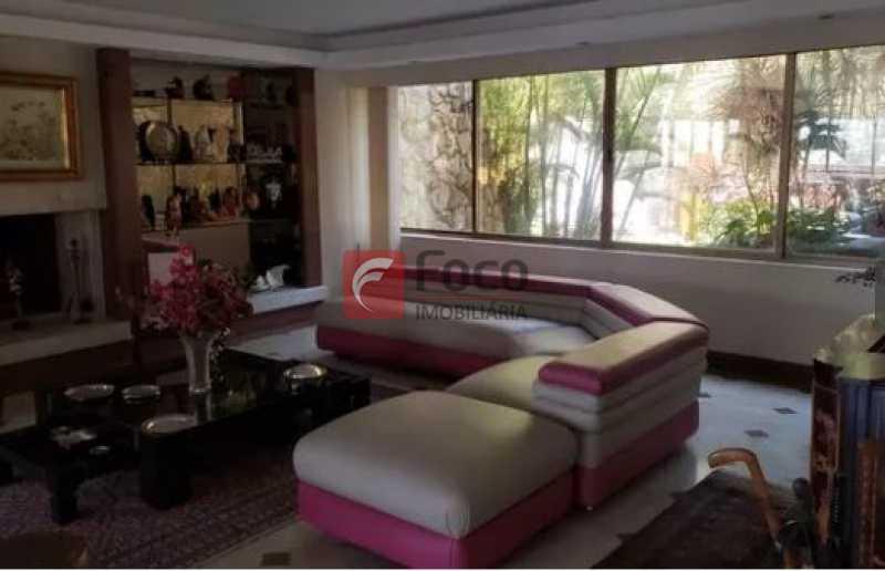 3 - Casa em Condomínio à venda Rua Caio Mário,Gávea, Rio de Janeiro - R$ 6.950.000 - JBCN60001 - 4