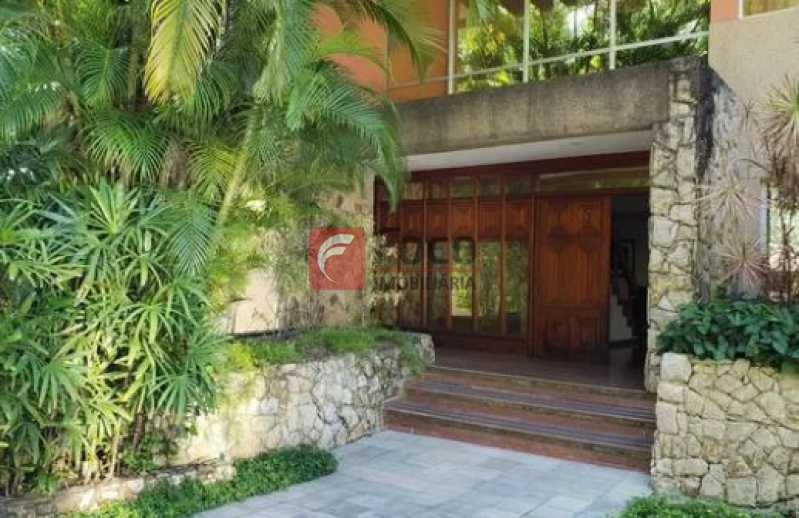 7 - Casa em Condomínio à venda Rua Caio Mário,Gávea, Rio de Janeiro - R$ 6.950.000 - JBCN60001 - 8