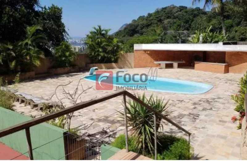 8 - Casa em Condomínio à venda Rua Caio Mário,Gávea, Rio de Janeiro - R$ 6.950.000 - JBCN60001 - 9