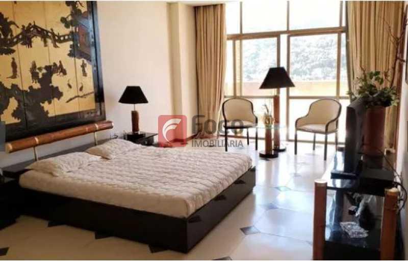 11 - Casa em Condomínio à venda Rua Caio Mário,Gávea, Rio de Janeiro - R$ 6.950.000 - JBCN60001 - 12