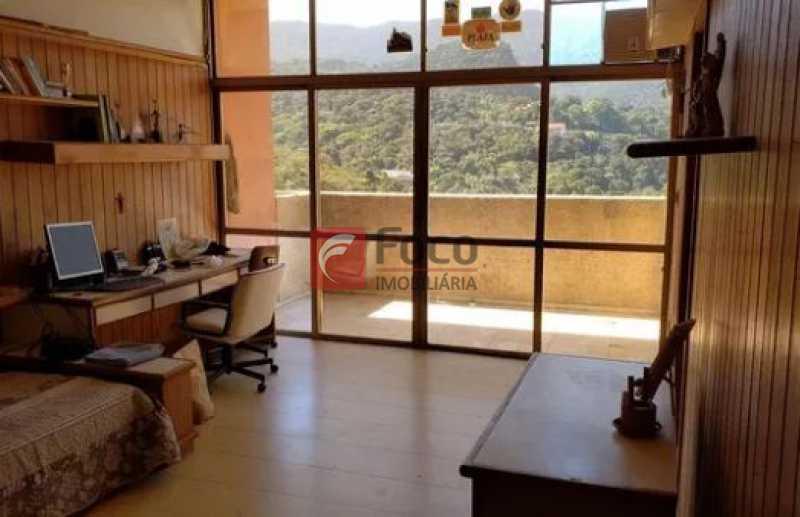 13 - Casa em Condomínio à venda Rua Caio Mário,Gávea, Rio de Janeiro - R$ 6.950.000 - JBCN60001 - 14