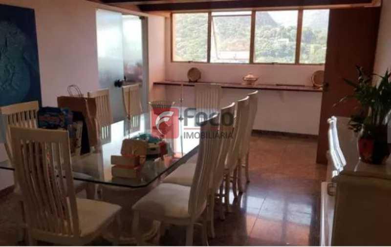 19 - Casa em Condomínio à venda Rua Caio Mário,Gávea, Rio de Janeiro - R$ 6.950.000 - JBCN60001 - 20