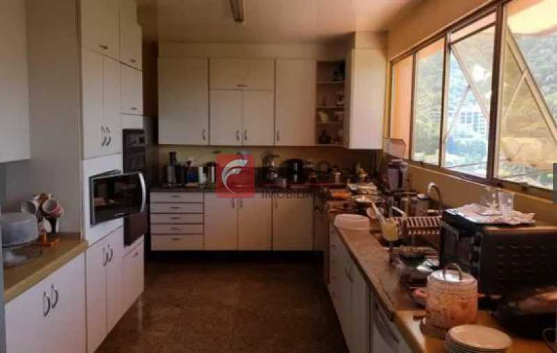20 - Casa em Condomínio à venda Rua Caio Mário,Gávea, Rio de Janeiro - R$ 6.950.000 - JBCN60001 - 21