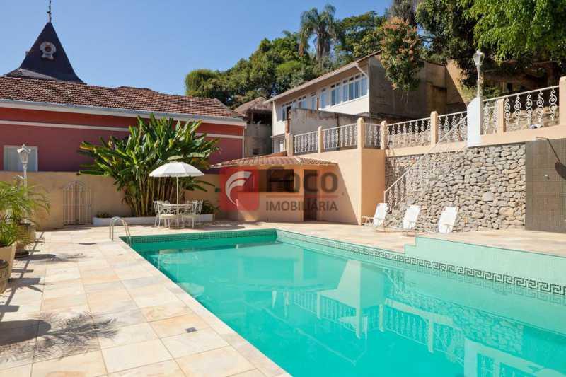 20 - Hotel à venda Rua Joaquim Murtinho,Santa Teresa, Rio de Janeiro - R$ 3.500.000 - FLHT60001 - 21