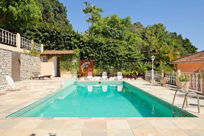 1 - Casa à venda Rua Joaquim Murtinho,Santa Teresa, Rio de Janeiro - R$ 3.500.000 - FLCA60032 - 1
