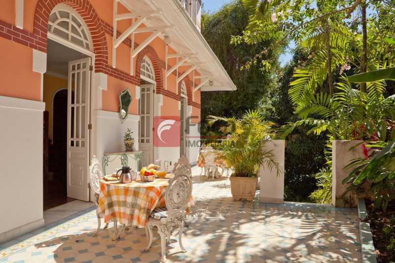 3 - Casa à venda Rua Joaquim Murtinho,Santa Teresa, Rio de Janeiro - R$ 3.500.000 - FLCA60032 - 4