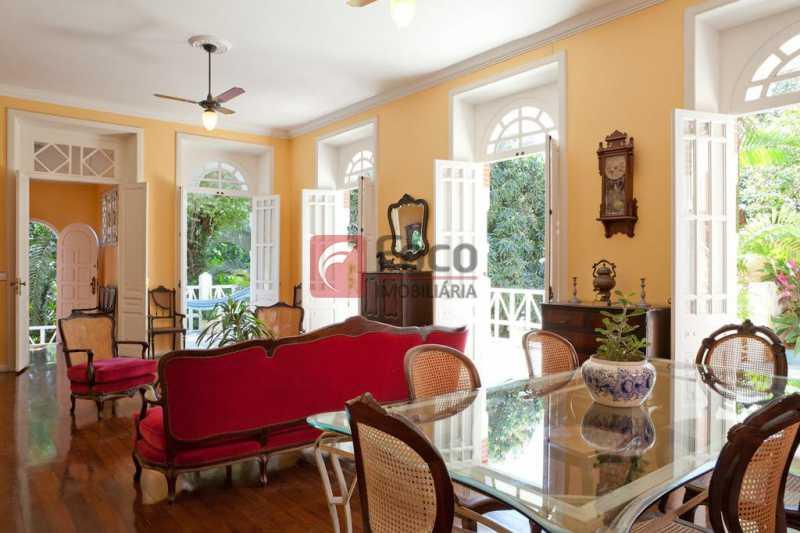 5 - Casa à venda Rua Joaquim Murtinho,Santa Teresa, Rio de Janeiro - R$ 3.500.000 - FLCA60032 - 6