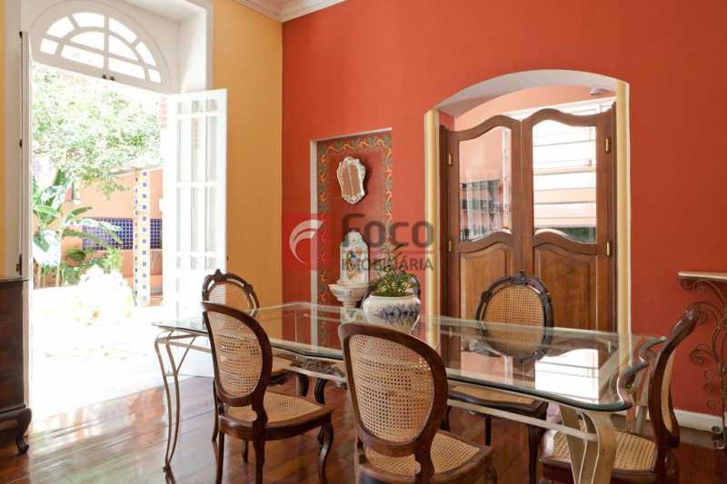 6 - Casa à venda Rua Joaquim Murtinho,Santa Teresa, Rio de Janeiro - R$ 3.500.000 - FLCA60032 - 7