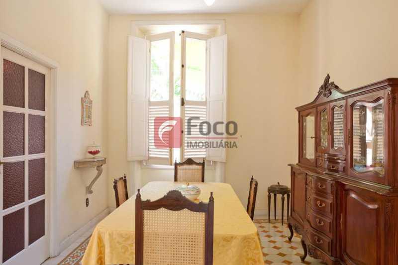 8 - Casa à venda Rua Joaquim Murtinho,Santa Teresa, Rio de Janeiro - R$ 3.500.000 - FLCA60032 - 9