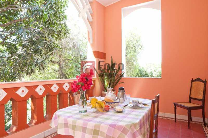 20 - Casa à venda Rua Joaquim Murtinho,Santa Teresa, Rio de Janeiro - R$ 3.500.000 - FLCA60032 - 21