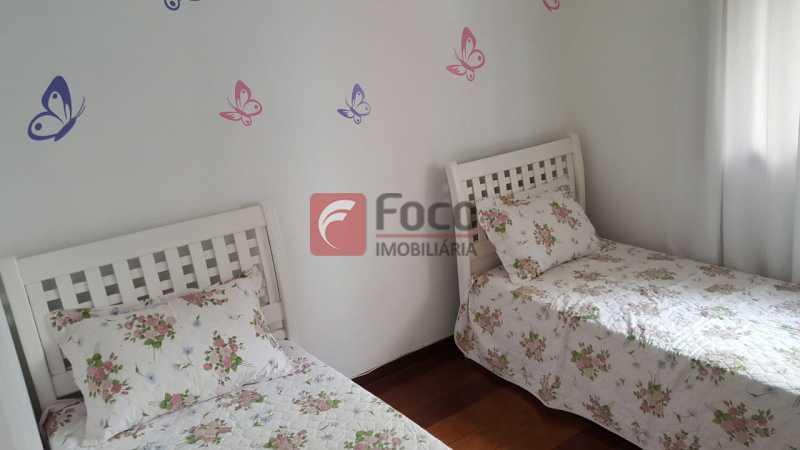 QUARTO - Apartamento à venda Rua Marquês de Pinedo,Laranjeiras, Rio de Janeiro - R$ 1.990.000 - FLAP40518 - 11