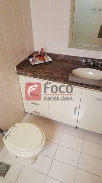 BANHEIRO - Apartamento à venda Rua Marquês de Pinedo,Laranjeiras, Rio de Janeiro - R$ 1.990.000 - FLAP40518 - 17
