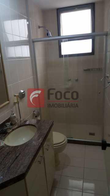 BANHEIRO - Apartamento à venda Rua Marquês de Pinedo,Laranjeiras, Rio de Janeiro - R$ 1.990.000 - FLAP40518 - 15