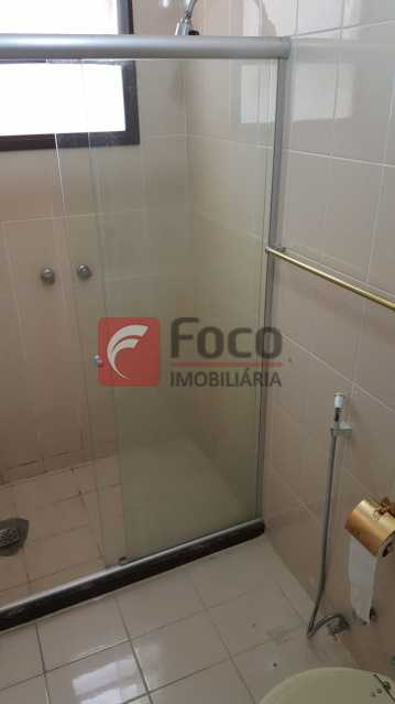 BANHEIRO - Apartamento à venda Rua Marquês de Pinedo,Laranjeiras, Rio de Janeiro - R$ 1.990.000 - FLAP40518 - 20