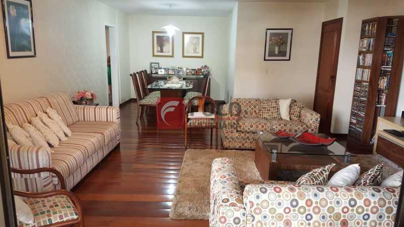 SALA - Apartamento à venda Rua Marquês de Pinedo,Laranjeiras, Rio de Janeiro - R$ 1.990.000 - FLAP40518 - 6