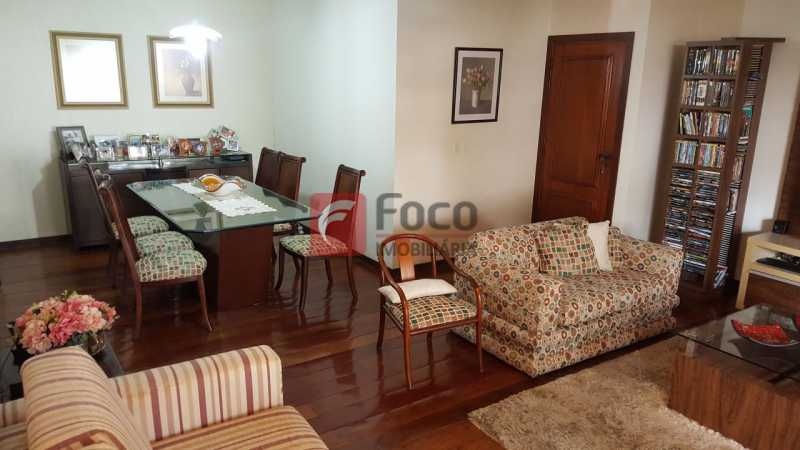 SALA - Apartamento à venda Rua Marquês de Pinedo,Laranjeiras, Rio de Janeiro - R$ 1.990.000 - FLAP40518 - 5