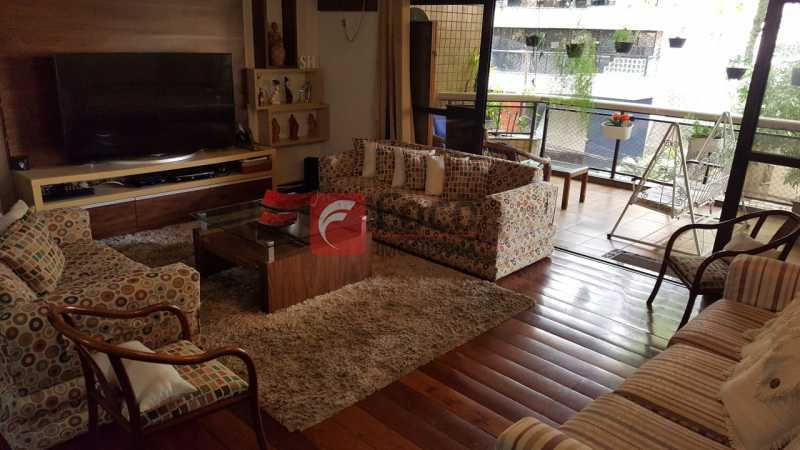 SALA - Apartamento à venda Rua Marquês de Pinedo,Laranjeiras, Rio de Janeiro - R$ 1.990.000 - FLAP40518 - 7