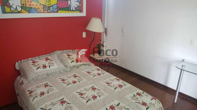 QUARTO - Apartamento à venda Rua Marquês de Pinedo,Laranjeiras, Rio de Janeiro - R$ 1.990.000 - FLAP40518 - 13