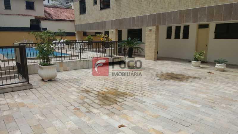PISCINA - Apartamento à venda Rua Marquês de Pinedo,Laranjeiras, Rio de Janeiro - R$ 1.990.000 - FLAP40518 - 26