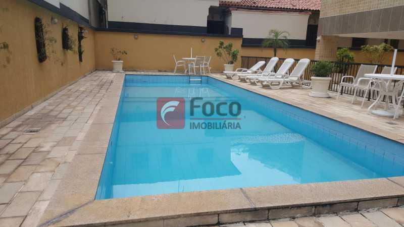 PISCINA - Apartamento à venda Rua Marquês de Pinedo,Laranjeiras, Rio de Janeiro - R$ 1.990.000 - FLAP40518 - 27
