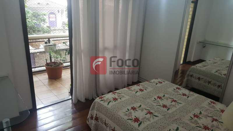 QUARTO - Apartamento à venda Rua Marquês de Pinedo,Laranjeiras, Rio de Janeiro - R$ 1.990.000 - FLAP40518 - 9