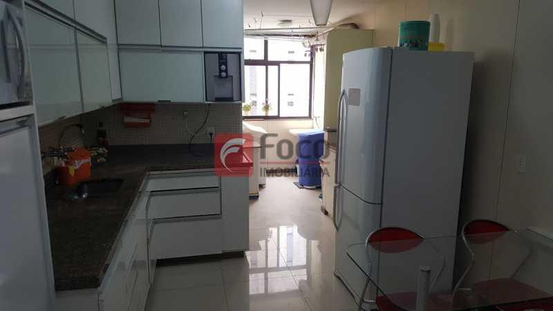 COZINHA - Apartamento à venda Rua Marquês de Pinedo,Laranjeiras, Rio de Janeiro - R$ 1.990.000 - FLAP40518 - 21