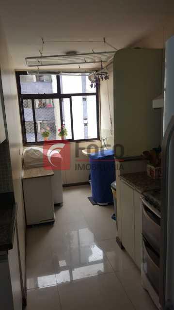 ÁREA SERVIÇO - Apartamento à venda Rua Marquês de Pinedo,Laranjeiras, Rio de Janeiro - R$ 1.990.000 - FLAP40518 - 23