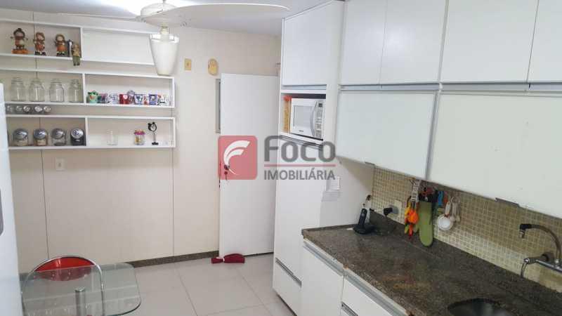 COZINHA - Apartamento à venda Rua Marquês de Pinedo,Laranjeiras, Rio de Janeiro - R$ 1.990.000 - FLAP40518 - 22