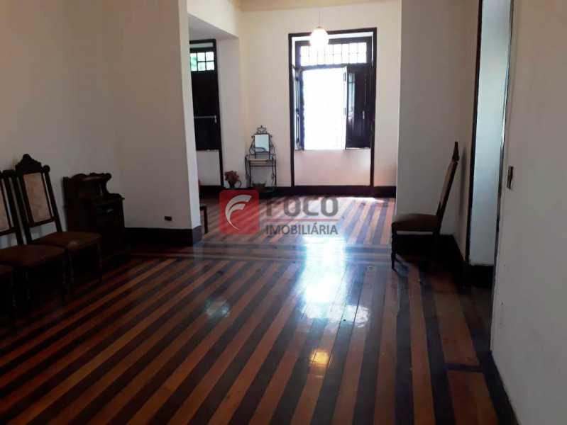 SALÃO DE  JANTAR - Casa à venda Rua André Cavalcanti,Centro, Rio de Janeiro - R$ 750.000 - FLCA70010 - 1