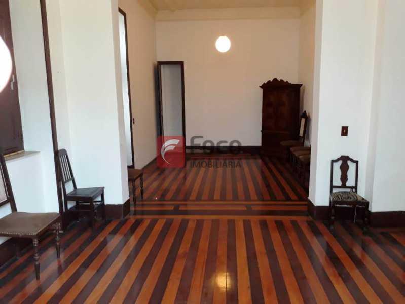 SALÃO DE ESTAR - Casa à venda Rua André Cavalcanti,Centro, Rio de Janeiro - R$ 750.000 - FLCA70010 - 5