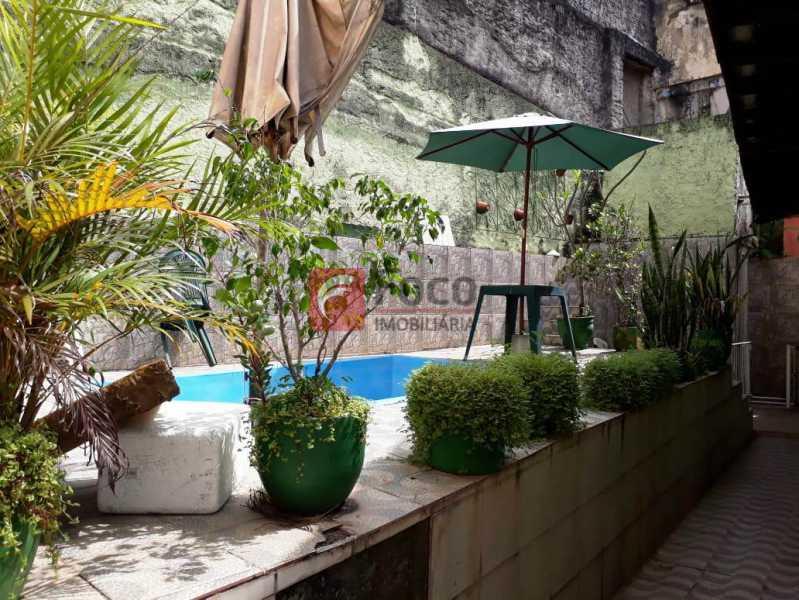 PISCINA - Casa à venda Rua André Cavalcanti,Centro, Rio de Janeiro - R$ 750.000 - FLCA70010 - 18