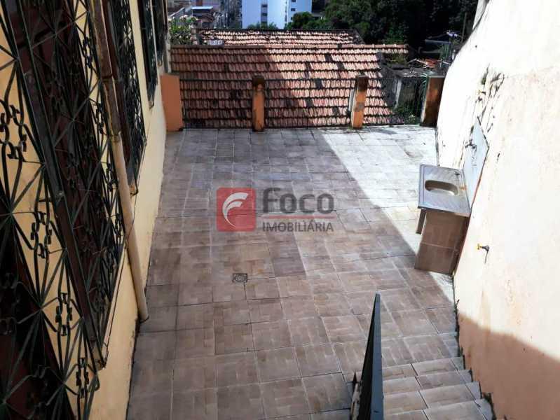 TERRAÇO - Casa à venda Rua André Cavalcanti,Centro, Rio de Janeiro - R$ 750.000 - FLCA70010 - 19