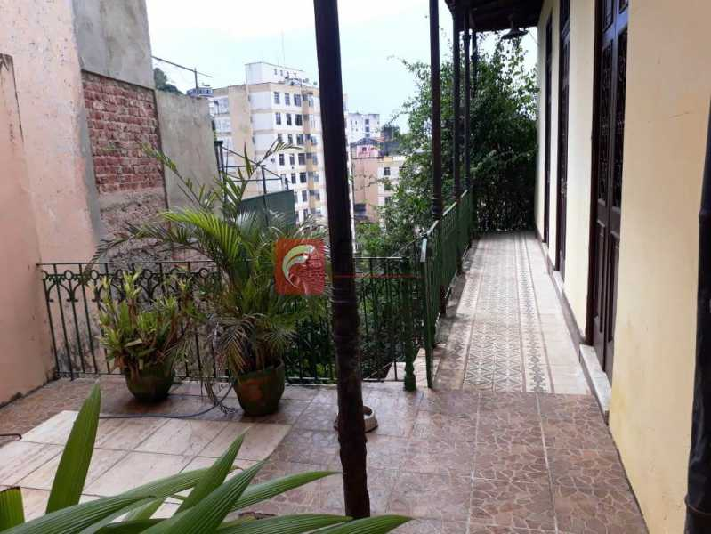 VARANDÃO - Casa à venda Rua André Cavalcanti,Centro, Rio de Janeiro - R$ 750.000 - FLCA70010 - 17