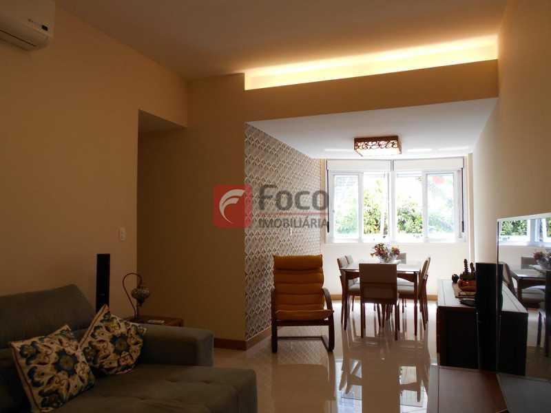 SALA - Apartamento à venda Rua Cardoso Júnior,Laranjeiras, Rio de Janeiro - R$ 950.000 - FLAP32166 - 1