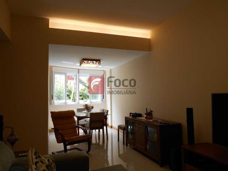 SALA - Apartamento à venda Rua Cardoso Júnior,Laranjeiras, Rio de Janeiro - R$ 950.000 - FLAP32166 - 3