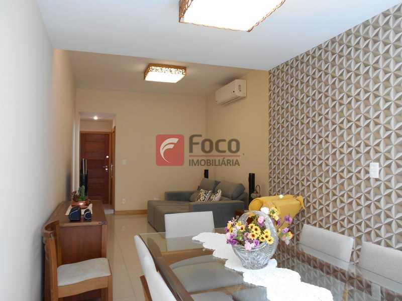 SALA - Apartamento à venda Rua Cardoso Júnior,Laranjeiras, Rio de Janeiro - R$ 950.000 - FLAP32166 - 4